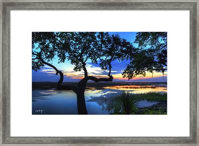 April Morning Framed Print by Phill Doherty