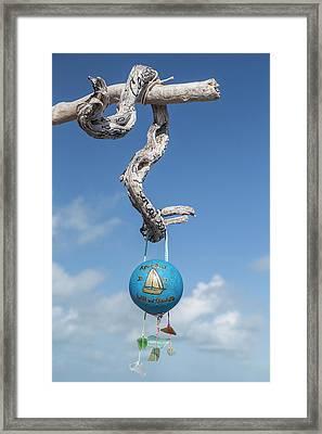 Bahamas, Exuma Island, Cays Land Framed Print