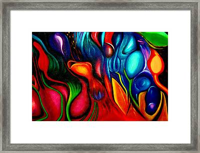 Attractive Best Choice Art Award Original Abstract Oil Painting Modern Contemporary  House Wall Deco Gallery Framed Print