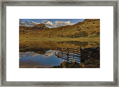 Blea Tarn Framed Print by Trevor Kersley
