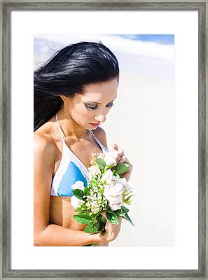 Broken Heart Framed Print by Jorgo Photography - Wall Art Gallery
