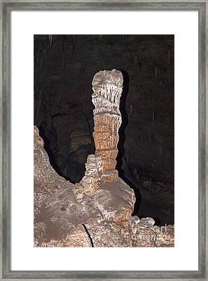 Carlsbad Caverns National Park Framed Print