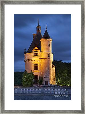 Chateau Chenonceau Framed Print by Brian Jannsen