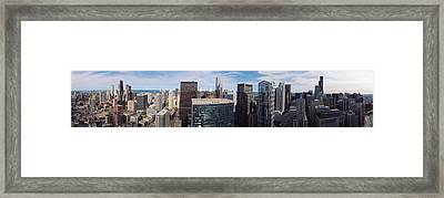 Chicago Il Framed Print