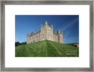 Drumlanrig Castle Framed Print by Maria Gaellman