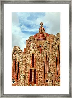 Europe, Spain, Novelda Framed Print by Kymri Wilt
