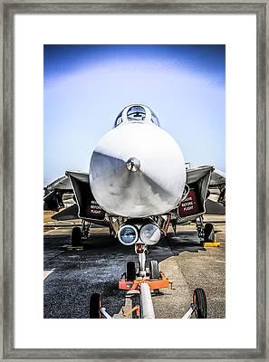 F14 Tomcat Framed Print