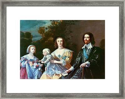 George Villiers (1592-1628) Framed Print by Granger