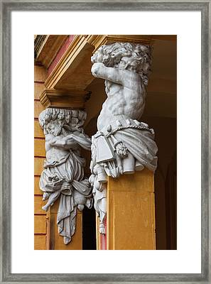 Germany, Baden-wurttemburg Framed Print