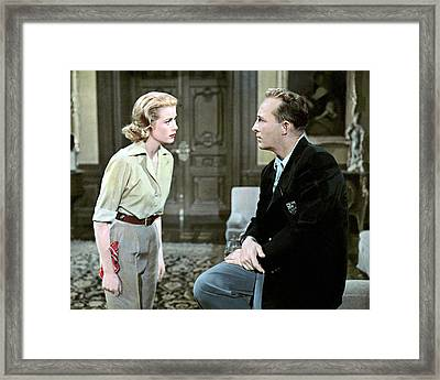 High Society  Framed Print by Silver Screen