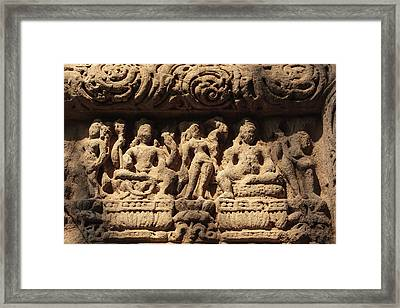 India, Himachal Pradesh, Kangra Framed Print by Alida Latham