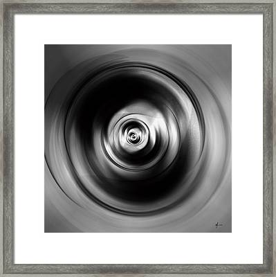 Interdimensional Quest For A Better You -- -- Framed Print