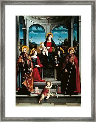 Italy, Emilia Romagna, Parma, National Framed Print by Everett