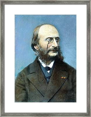 Jacques Offenbach (1819-1880) Framed Print