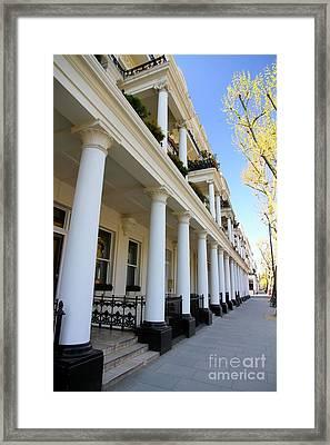 London Framed Print by Mariusz Czajkowski