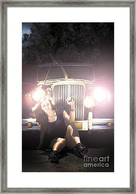 Mechanic Framed Print by Jorgo Photography - Wall Art Gallery