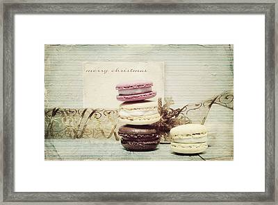 Merry Christmas Framed Print by Heike Hultsch