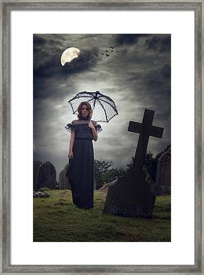 Mourning Framed Print by Joana Kruse