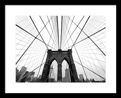 Bridge Framed Prints