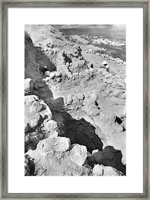 Palestine Beit Shemesh Framed Print by Granger