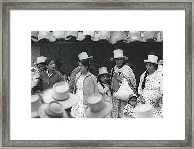 Peru Framed Print by Retro Images Archive