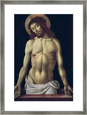 Perugino, Pietro Vannucci, Called Il Framed Print by Everett