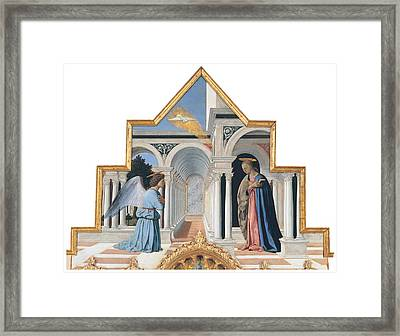 Pietro Di Benedetto Dei Franceschi Framed Print by Everett