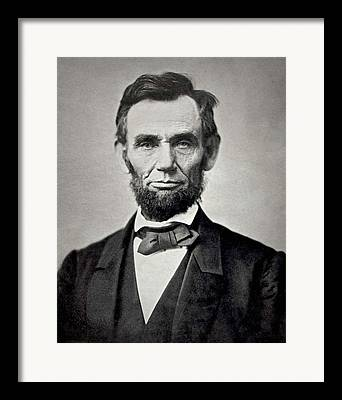 Emancipation Proclamation Photographs Framed Prints