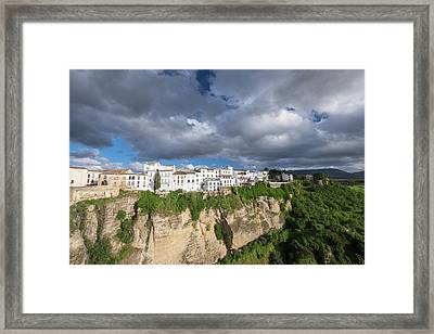Spain, Andalusia Framed Print