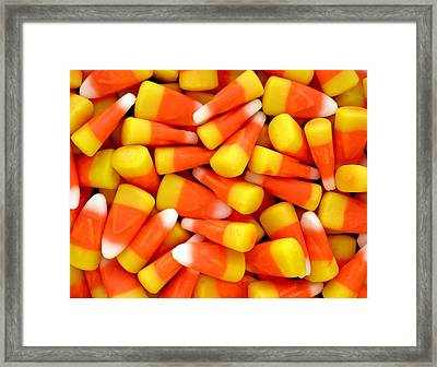 Sweets Framed Print by FL collection
