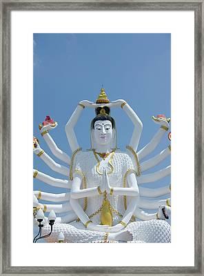 Thailand, Ko Samui (aka Koh Samui Framed Print by Cindy Miller Hopkins