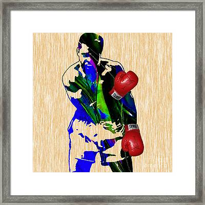 The Greatest Muhammad Ali Framed Print