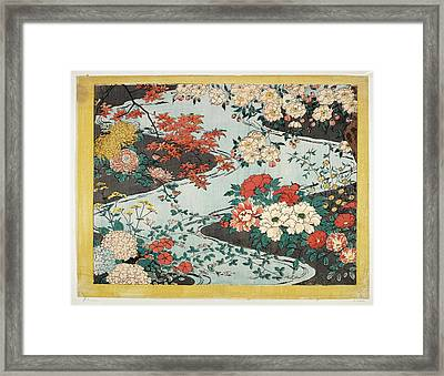 The Olga Hirsch Collection Framed Print