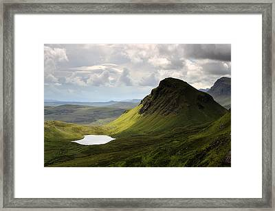 The Quiraing Framed Print