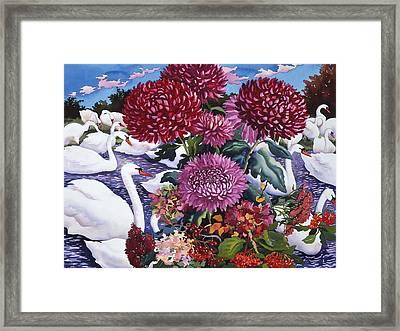 Untitled Framed Print by Christopher Ryland
