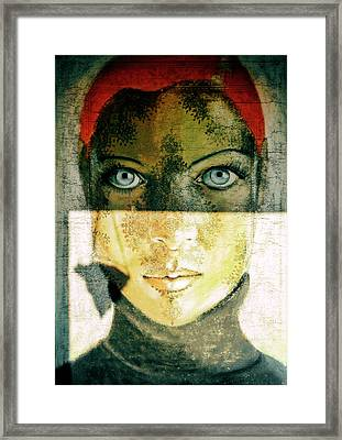 Untitled Framed Print by Ton Dirven