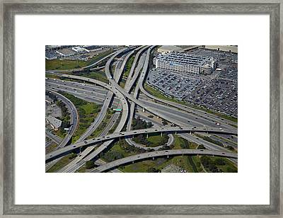 Usa, California, San Francisco Framed Print