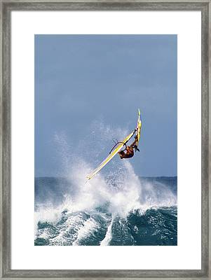 Usa, Maui, Hawaii Framed Print