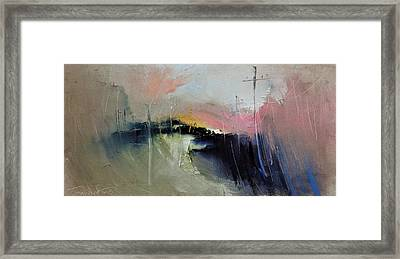 Way Home Serie Framed Print
