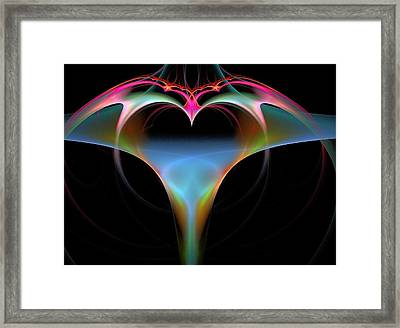 What Do You See Framed Print by Bruce Nutting