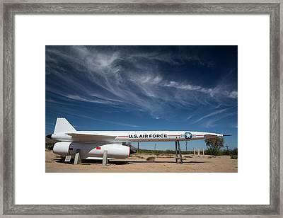 White Sands Missile Range Museum Framed Print