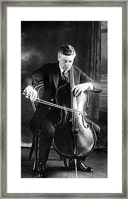 William Swann Framed Print