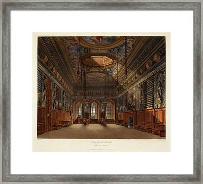 Windsor Castle Framed Print