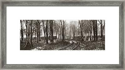 World War I Armistice Framed Print
