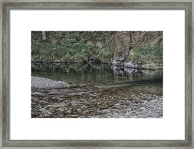 50 Framed Print by Betty Depee
