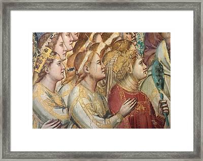 Italy, Veneto, Padua, Scrovegni Chapel Framed Print