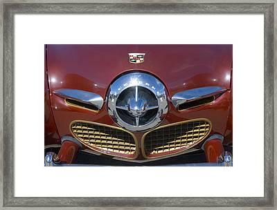 50 Studebaker Bullet Nose Framed Print