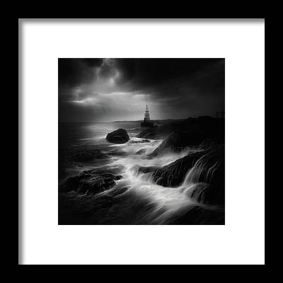 Beacon Framed Prints