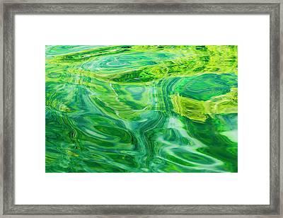 Usa, Alaska, Glacier Bay National Park Framed Print