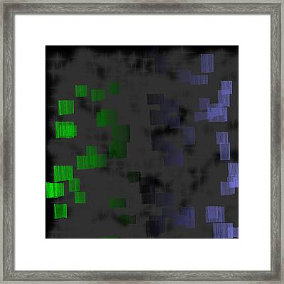 5040.14.10 Framed Print by Gareth Lewis